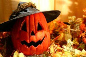ジャック・オー・ランタンのかぼちゃスイーツ