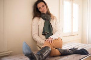 秋のファッション、衣替えとブーツを履くタイミングは??