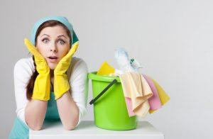 大掃除を一日で終わらせる効果的な手順はこれ!