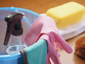 大掃除前にしておきたい準備!これで安心